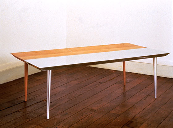Table basse 50/50